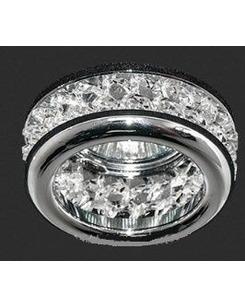 Точечный светильник Светкомплект AG 61 CHR/WH