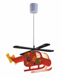 Детская люстра Rabalux / Рабалюкс 4717 Helicopter