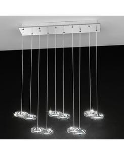 Подробнее о Подвесной светильник Eglo 39012 CORLIANO