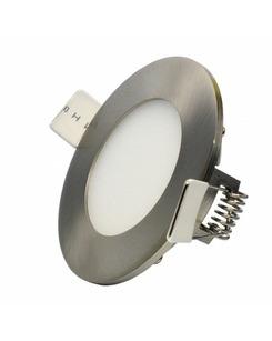 Точечный светильник Светкомплект DL 04 LED 4W R 6000K САТИН