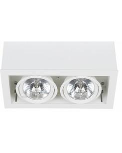 Точечный светильник Nowodvorski 6456 BOX WHITE-WHITE