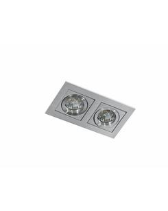 Точечный светильник Azzardo GM2201_alu PACO