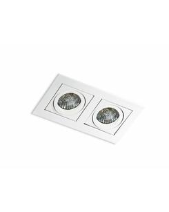 Точечный светильник Azzardo GM2201_wh PACO
