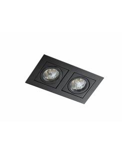 Точечный светильник Azzardo GM2201_bk PACO