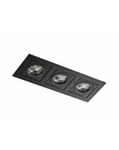 Точечный светильник Azzardo GM2301_bk PACO