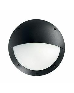Настенно-потолочный светильник Ideal Lux LUCIA-2 AP1 NERO