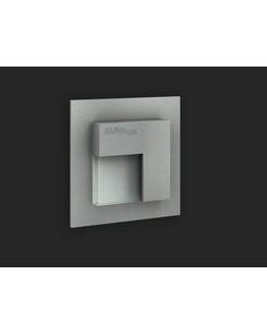 Светильник для лестницы с квадратной рамкой Ledix TICO