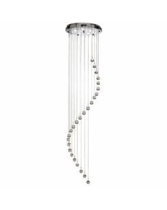 Подвесной светильник Searchlight 5742CC Spiral