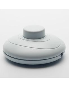 Выключатель напольный белый