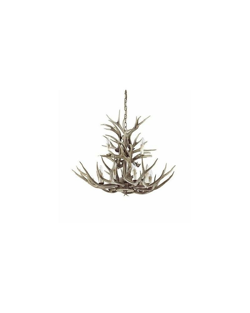 Люстра подвесная Ideal Lux CHALET SP12 113975