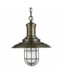 Подвесной светильник Searchlight 5401AB FISHERMAN