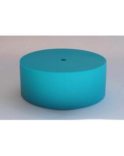 Потолочная чашка силиконовая бирюзовая