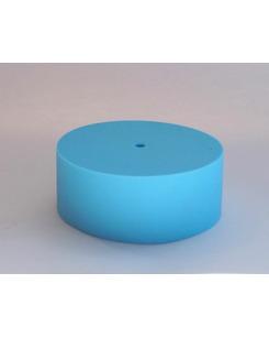 Подробнее о Потолочная чашка силиконовая голубая