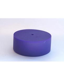 Потолочная чашка силиконовая фиолетовая