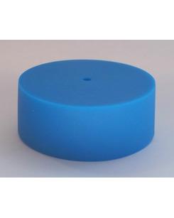 Потолочная чашка силиконовая синяя