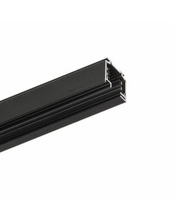 SLV 145100 Circuit surface-mounted Track 1m black