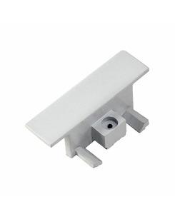 SLV 143281 End cap recessed white