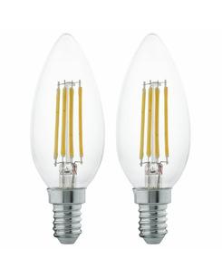 Лампа Эдисона E14-LED B35