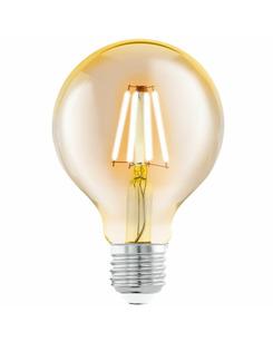 Лампа Эдисона EGLO E27-LED-G80