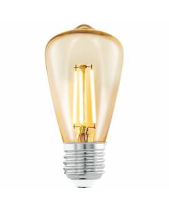 Лампа Эдисона EGLO E27-LED-ST48