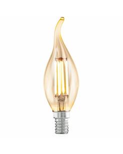 Лампа Эдисона E14-LED-CF37