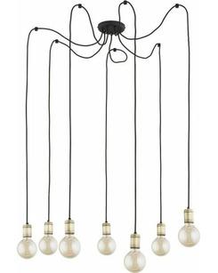 Люстра-паук TK lighting 1515 QUALLE
