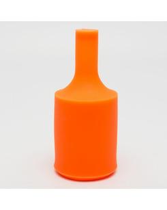 Патрон с силиконовой накладкой оранжевый