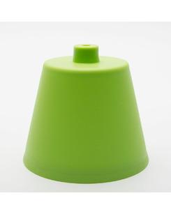 Пластиковый потолочный крепеж салатовый
