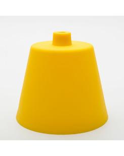 Подробнее о Пластиковый потолочный крепеж желтый