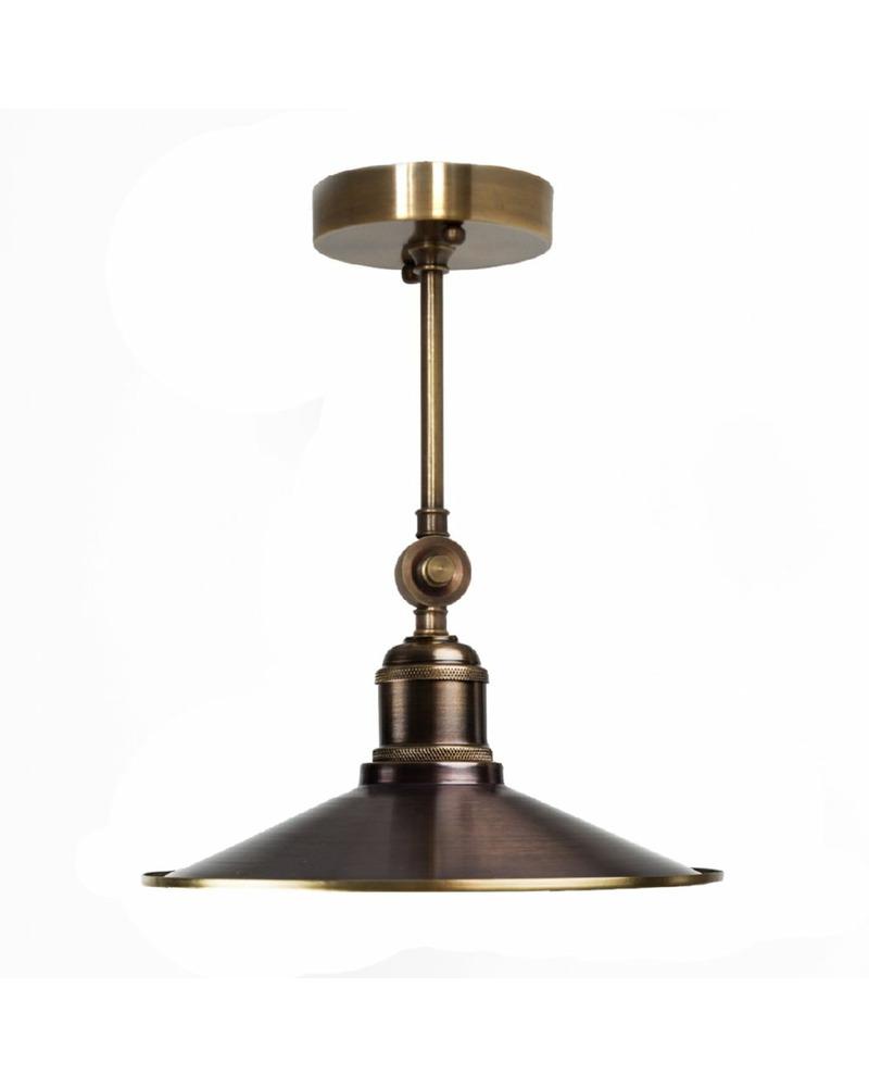 Подвесной светильник PikArt 351-2 коричневый