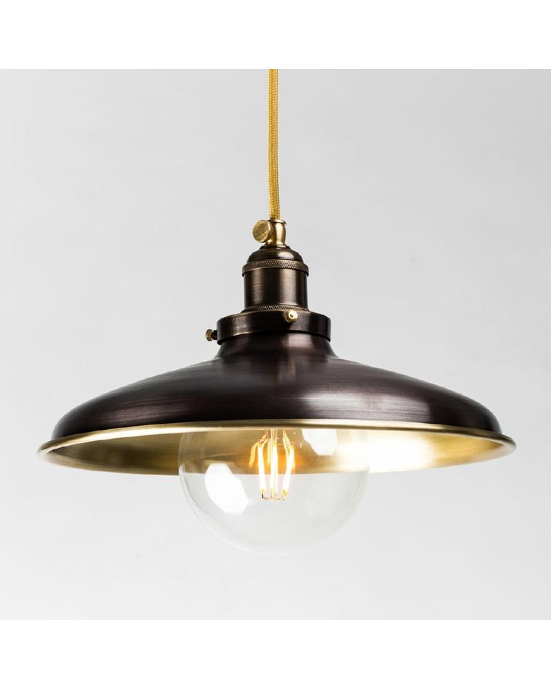 Подвесной светильник PikArt 527-1 коричневый