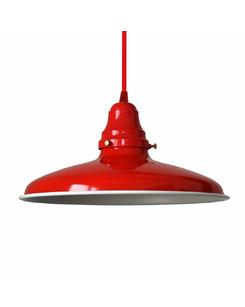 Подвесной светильник PikArt 537-2 красный