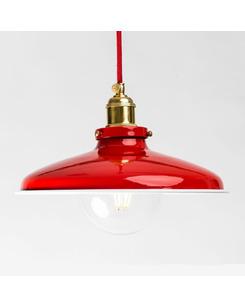 Подробнее о Подвесной светильник PikArt 576-2 красный