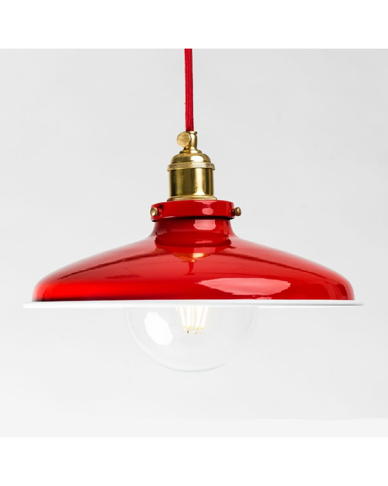 Подвесной светильник PikArt 576-2 красный