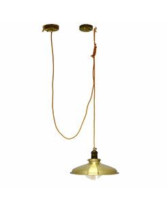 Подробнее о Подвесной светильник PikArt 608-1 золотой