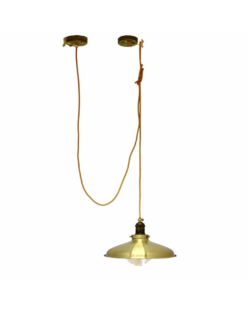 Подвесной светильник PikArt 608-1 золотой