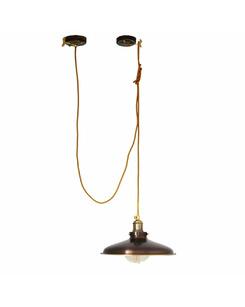 Подробнее о Подвесной светильник PikArt 608-2 коричневый