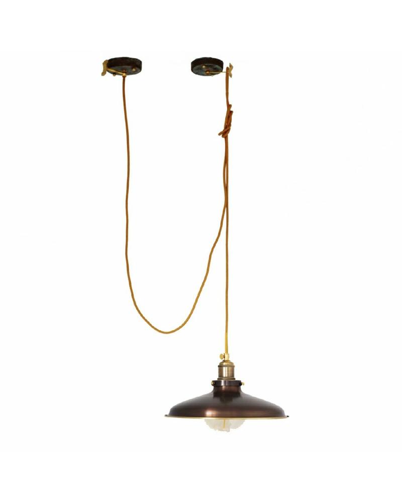 Подвесной светильник PikArt 608-2 коричневый