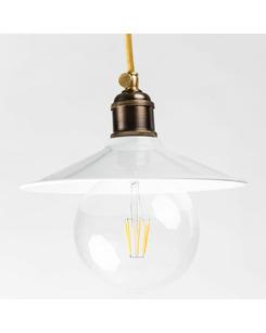 Подробнее о Подвесной светильник PikArt 740-1 белый
