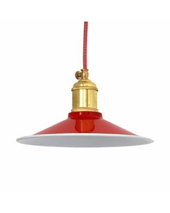 Подробнее о Подвесной светильник PikArt 740-2 красный