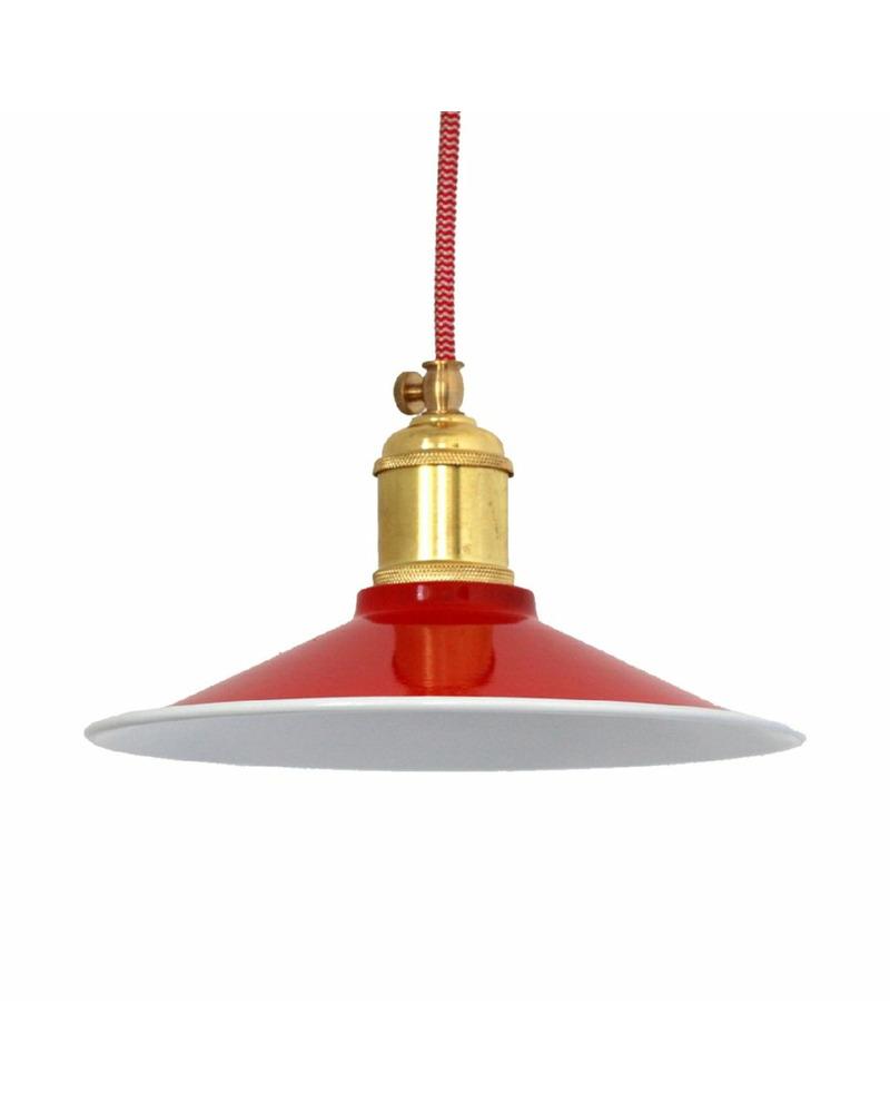 Подвесной светильник PikArt 740-2 красный