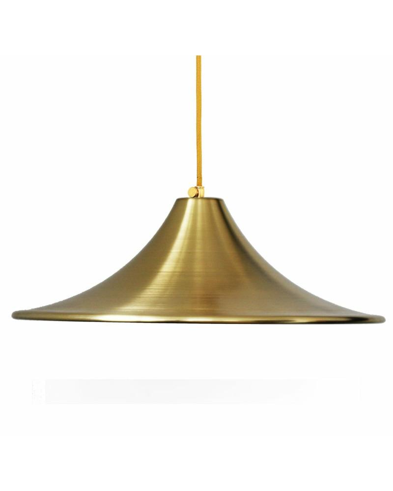 Подвесной светильник PikArt 1139-2 золотой