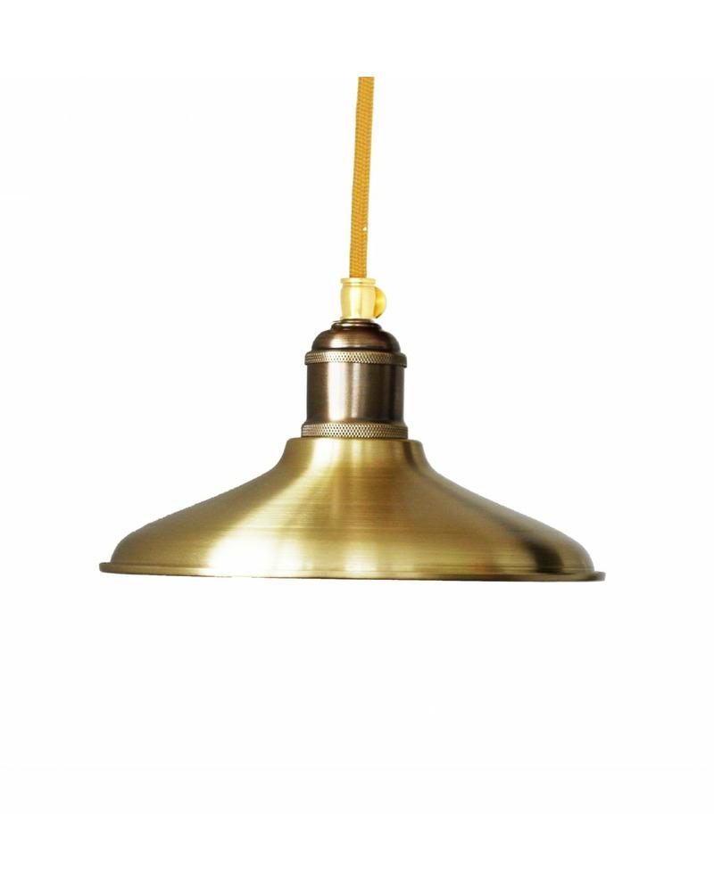Подвесной светильник PikArt 1194-2 золотой