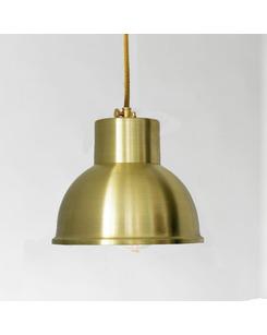 Подробнее о Подвесной светильник PikArt 2007-2 латунь