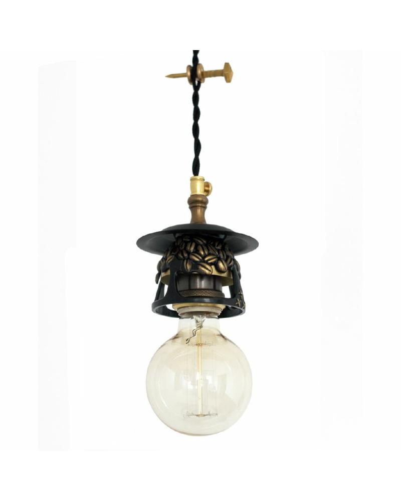 Подвесной светильник PikArt 2370-2 черный
