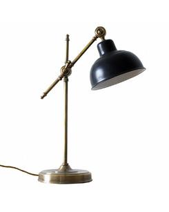 Настольная лампа PikArt 3156 черная