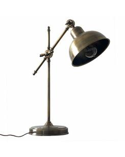 Подробнее о Настольная лампа PikArt 3156-1 золотистая
