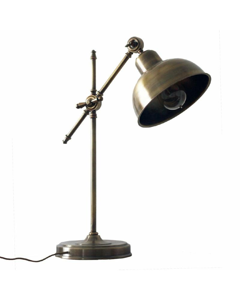 Настольная лампа PikArt 3156-1 золотистая