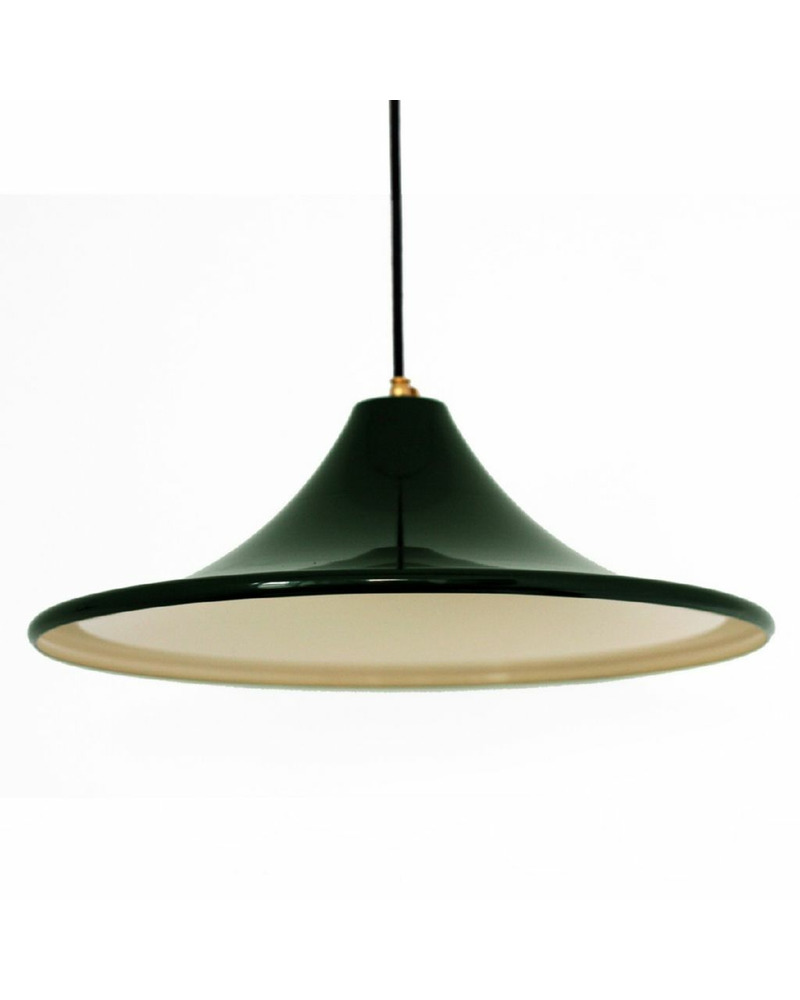 Подвесной светильник PikArt 987-3 зеленый