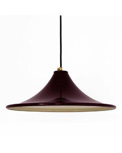 Подвесной светильник PikArt 987-1 вишневый